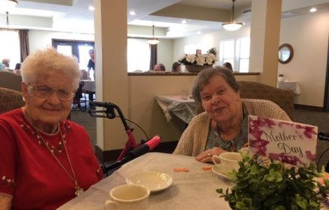 Mother's Day Social